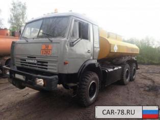 Камаз 43 Ленинградская область