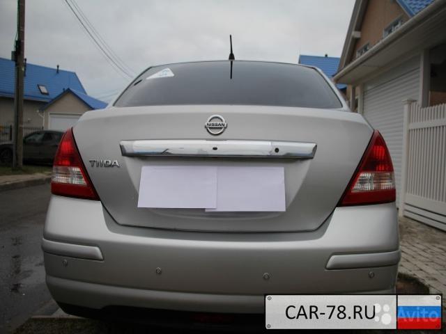 Nissan Tiida Санкт-Петербург