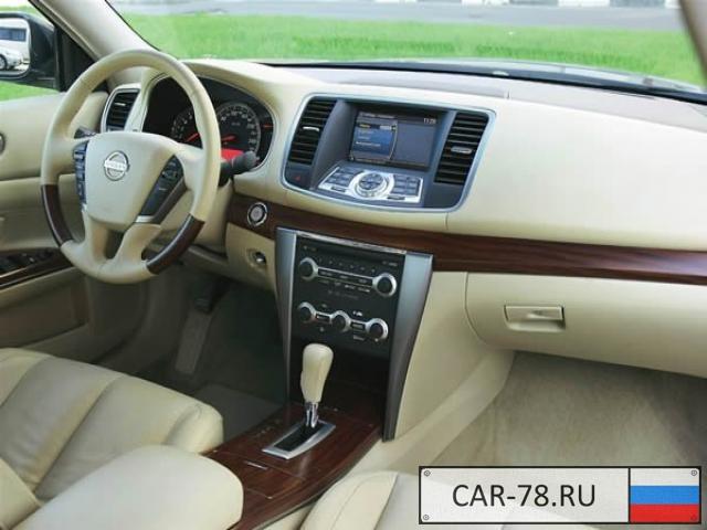 Интерьер Новый Nissan Teana- авт…