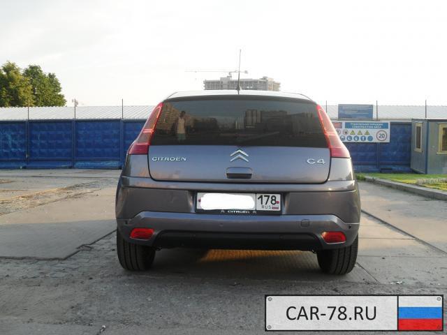 Citroen C4 Санкт-Петербург