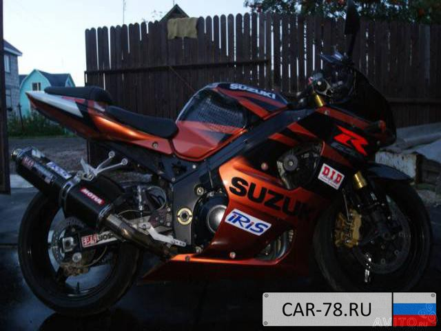 Suzuki GSX-R Санкт-Петербург