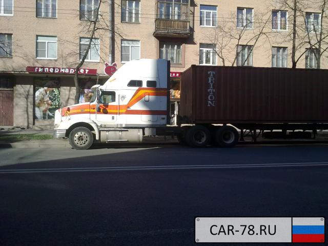 International 9200 Санкт-Петербург