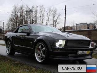 Ford Mustang Санкт-Петербург