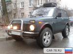 ВАЗ 2121 (Нива) 4x4