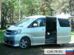 Toyota Alphard Санкт-Петербург