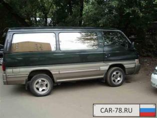 Nissan Caravan Coach Москва