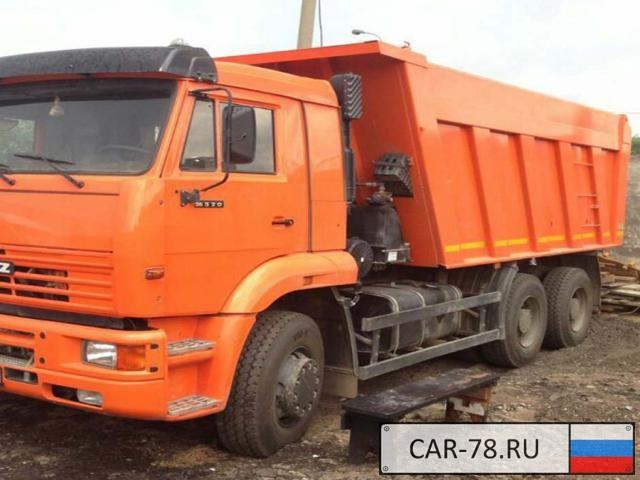 Камаз 65 Ленинградская область