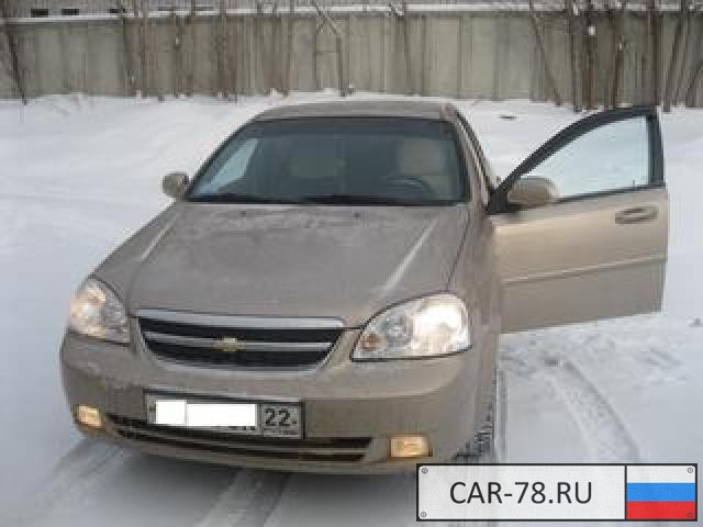 Chevrolet Lacetti Барнаул