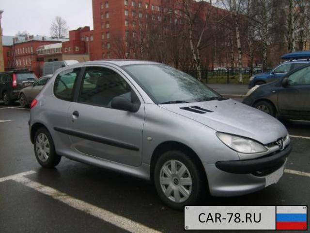Peugeot 206 Ленинградская область