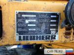 Liebher L522 Санкт-Петербург