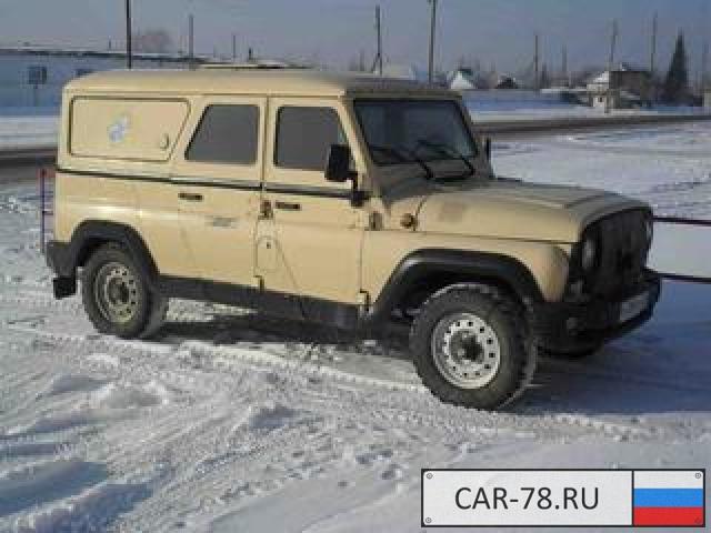 ГАЗ 3221 Республика Алтай