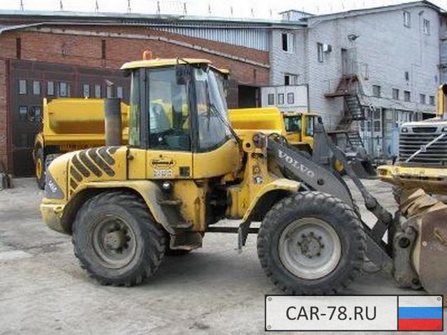 Volvo L45B Санкт-Петербург