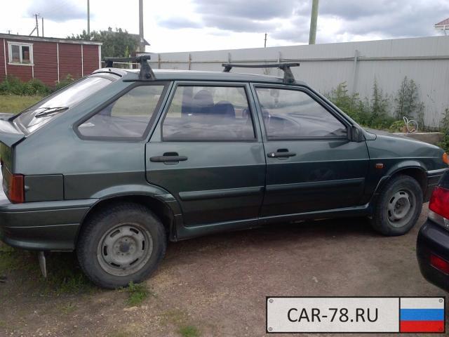 ВАЗ 2114 Ленинградская область