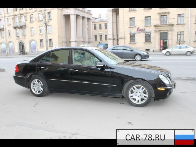 Mercedes-Benz E-class Санкт-Петербург