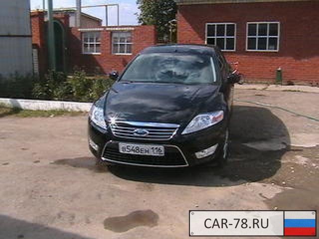 Ford Mondeo Республика Северная Осетия-Алания