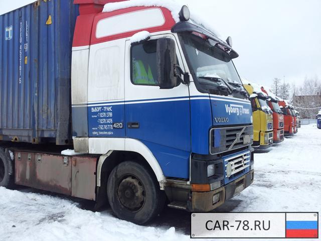 Volvo FH12 Ленинградская область