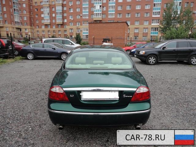 Jaguar S-TYPE Санкт-Петербург