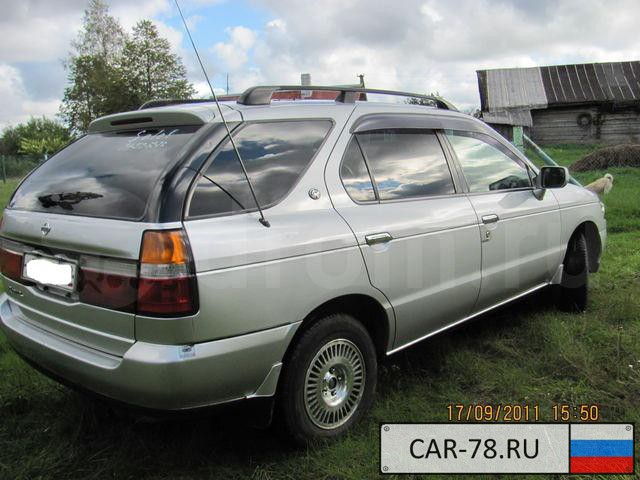 Nissan Rinessa Санкт-Петербург