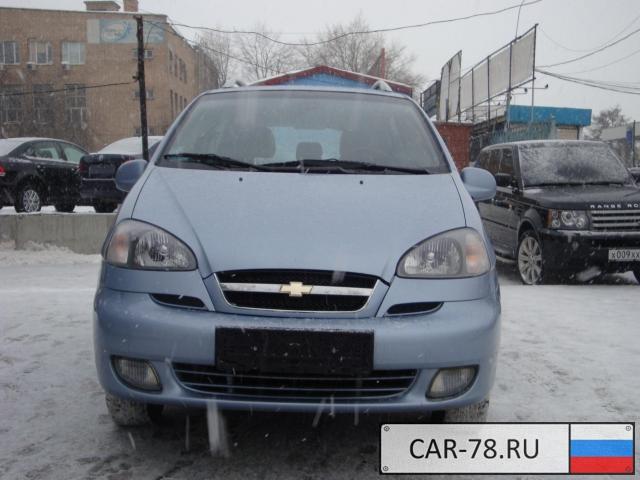 Chevrolet Rezzo Московская область