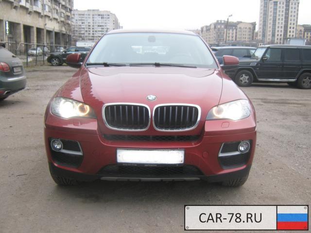 BMW X6 Санкт-Петербург