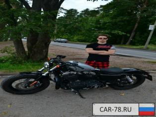Harley-Davidson XL 883C Санкт-Петербург