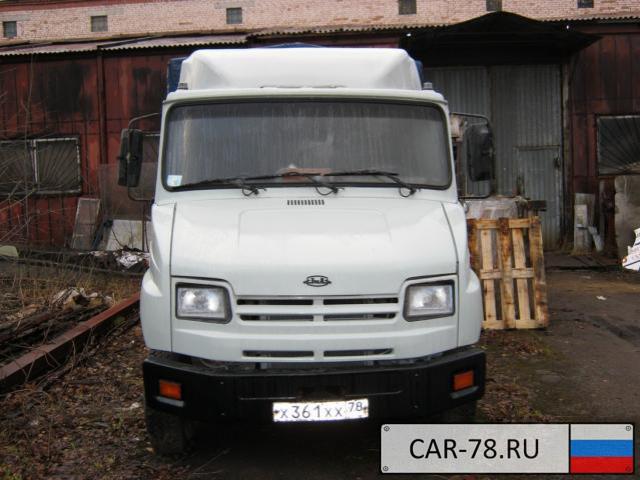 ЗИЛ 5301 Санкт-Петербург