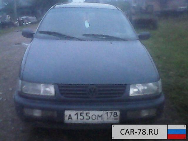 Volkswagen Passat Ленинградская область