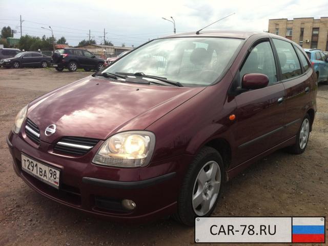 Nissan Tino Санкт-Петербург