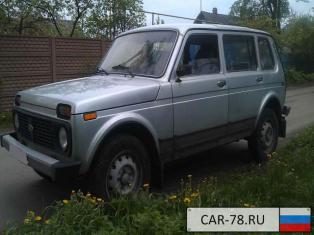 ВАЗ 2131 Санкт-Петербург