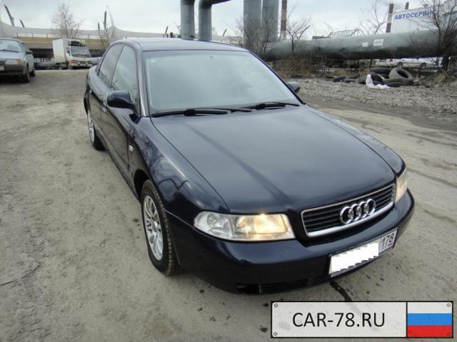 Audi A4 Санкт-Петербург