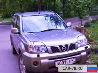 Nissan X-Trail Ленинградская область