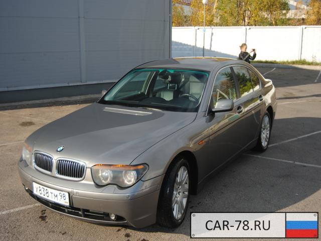 BMW 7 Series Санкт-Петербург