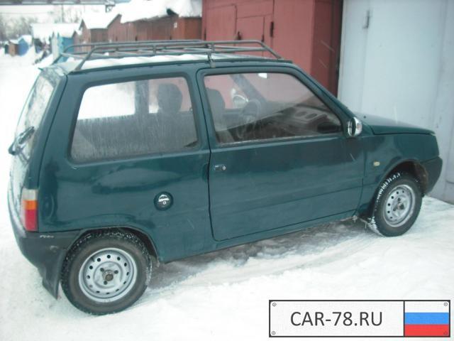 ВАЗ 1111 Ока Москва