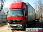 Mercedes-Benz Actros Москва