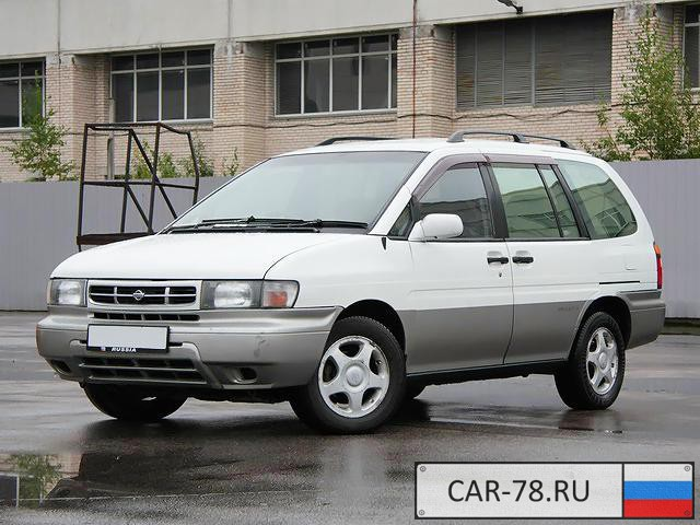 Nissan Prairie Санкт-Петербург