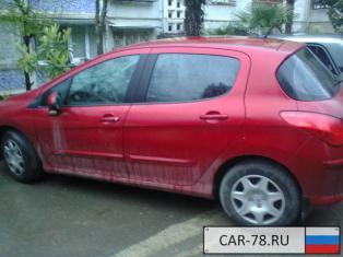 Peugeot 308 Краснодарский край