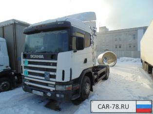 Scania R124 Нижегородская область