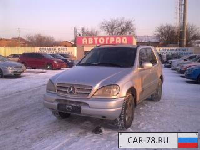 Mercedes-Benz M-class Ростов-на-Дону
