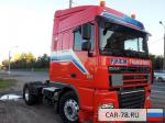 DAF XF105 Санкт-Петербург