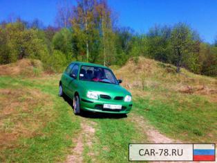 Nissan Micra Ленинградская область