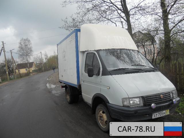 ГАЗ 3307 Ленинградская область
