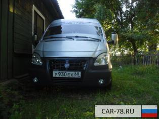 ГАЗ 20 Москва