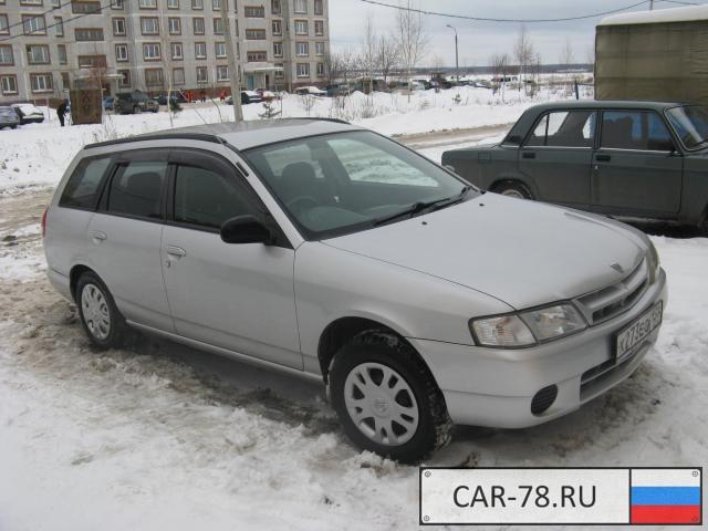 Nissan Wingroad Московская область