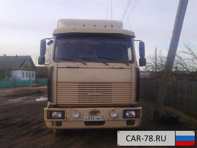 МАЗ 54329 Вологодская область