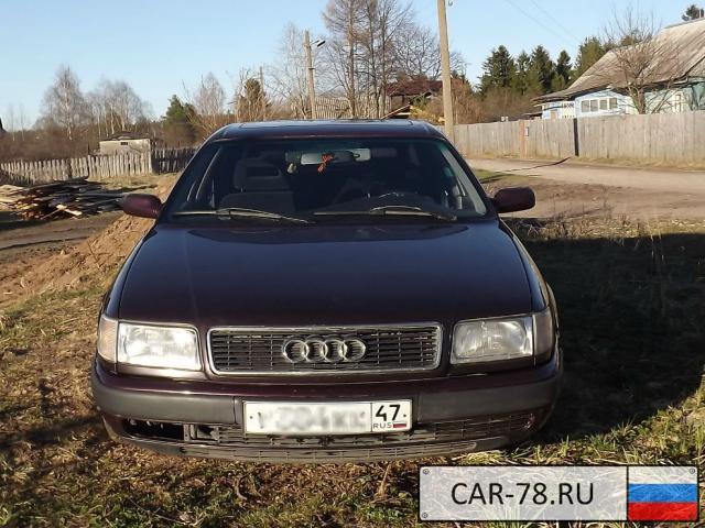 Audi 100 Санкт-Петербург