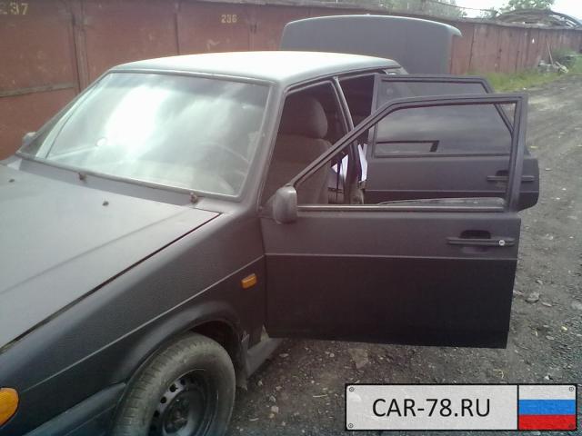 ВАЗ 2115 Санкт-Петербург