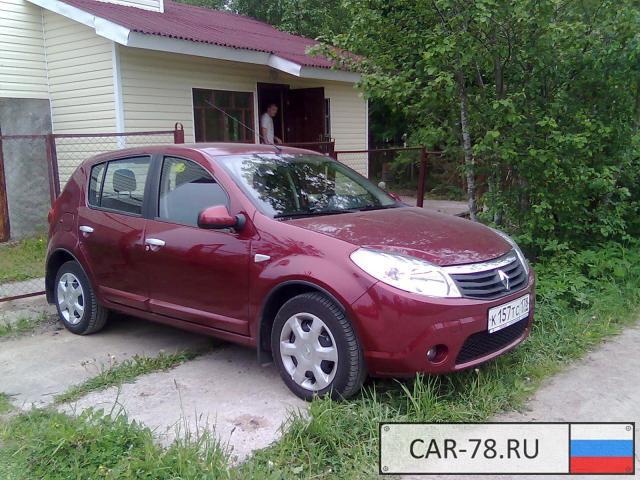 Renault Sandero Санкт-Петербург