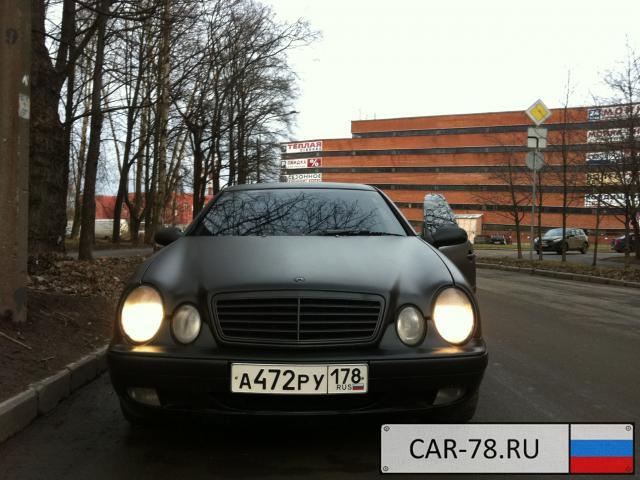 Mercedes-Benz CLK-class Санкт-Петербург
