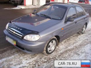 Chevrolet Lanos Санкт-Петербург
