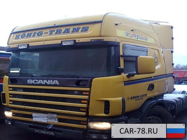 Scania 164 Санкт-Петербург
